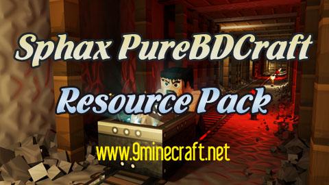 Sphax PureBDCraft [512x]