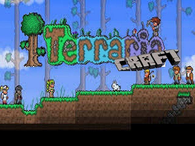 Terrariacraft 16x для minecraft 1 7 5