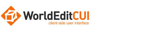 WorldEdit CUI Mod для Майнкрафт (лого)