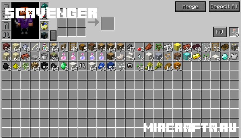 DestroyCraft 1.5.2 сервер Minecraft
